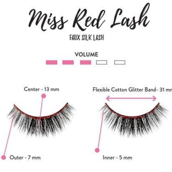 568a6a865d9 Red Aspen Makeup | Premium Silk Or Faux Mink Lashes | Poshmark